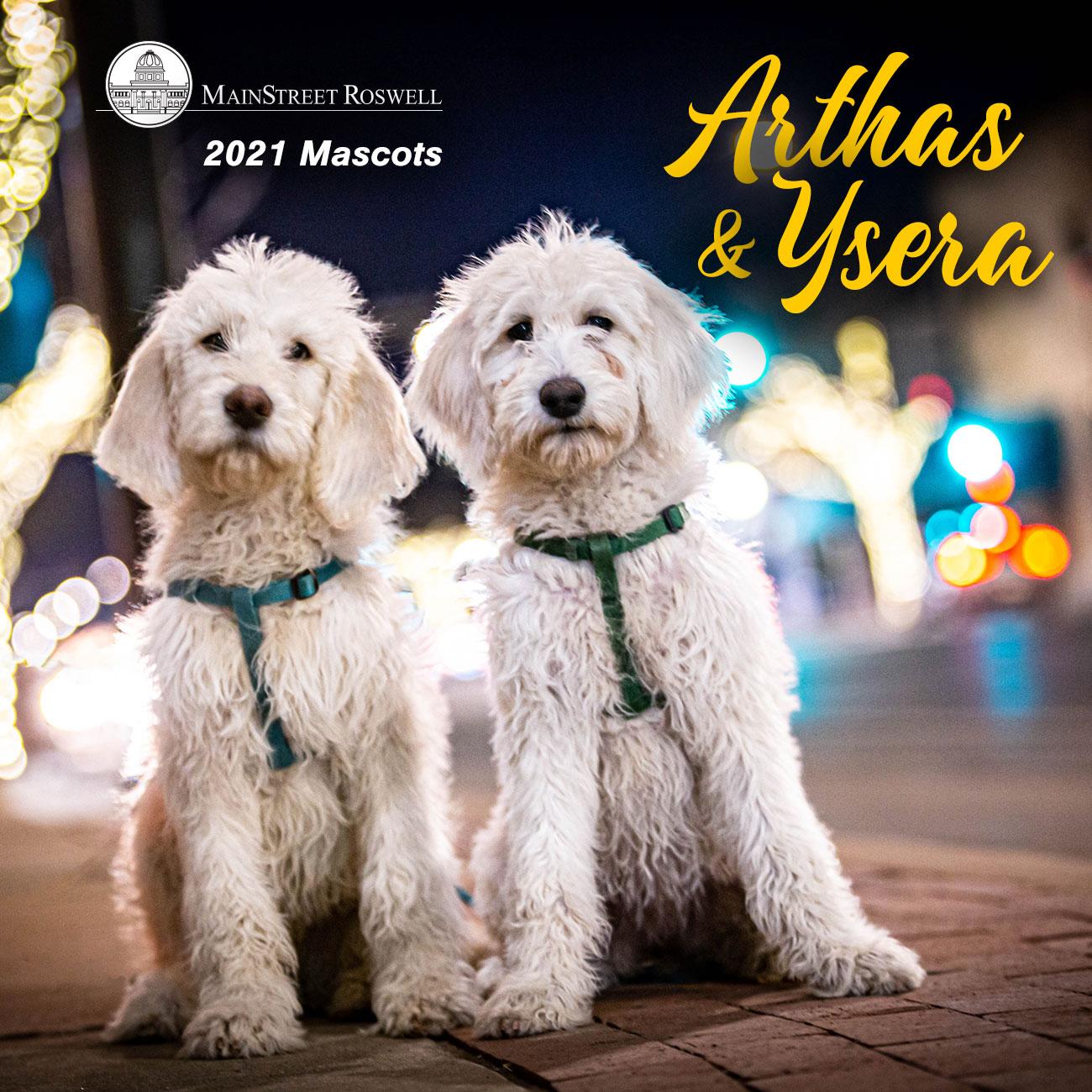 Arthas & Ysera