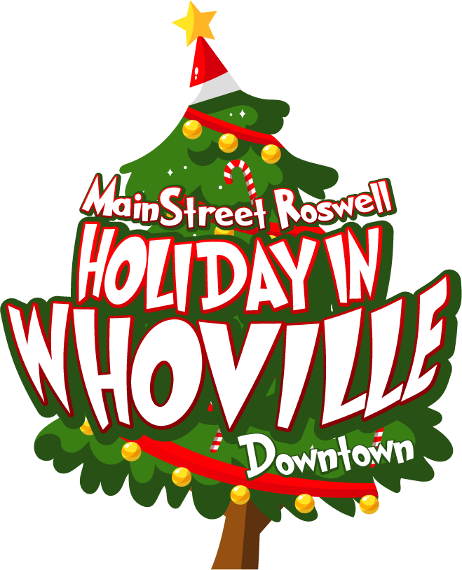 Holiday in Who ville