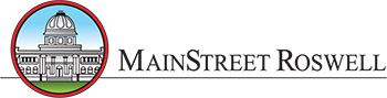 MainStreet Roswell Logo