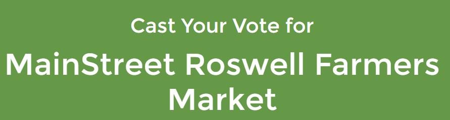 Vote Roswell Market